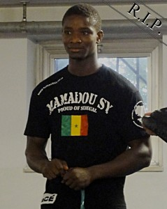 Mamadou SY