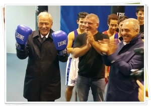 Apertura Planet Fighters Boxe Gorizia