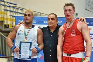 Alessio Humar - Vice campione ita Youth